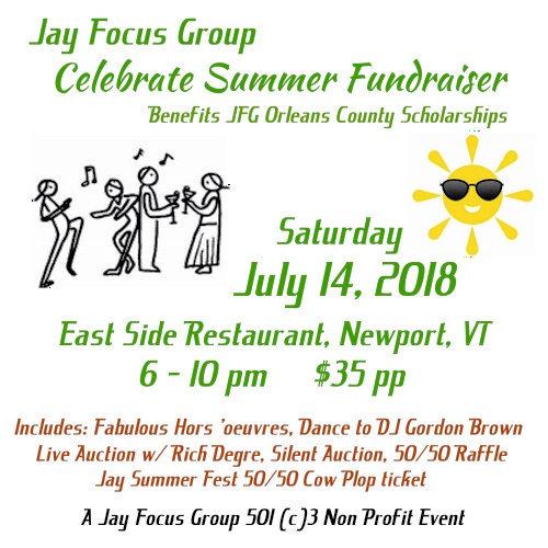 Celebrate Summer Fundraiser
