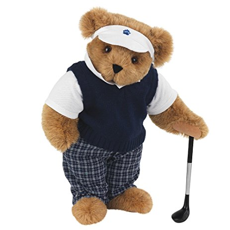 VT Teddy Bear - Golfer