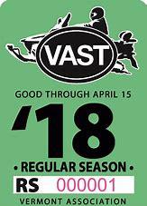 2018/19 VAST Pass